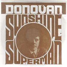 "DONOVAN SUNSHINE SUPERMAN / THE TRIP   7"" 45 GIRI"