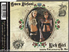 GWEN STEFANI Rich Girl CD Single