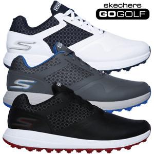 SKECHERS GO GOLF COMFORT MAX SPIKELESS Dri-Lex® GOLF SHOES @ 40% OFF RRP !!!!!!!