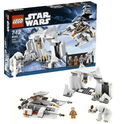 LEGO Star Wars 8089 Hoth Wampa Cave
