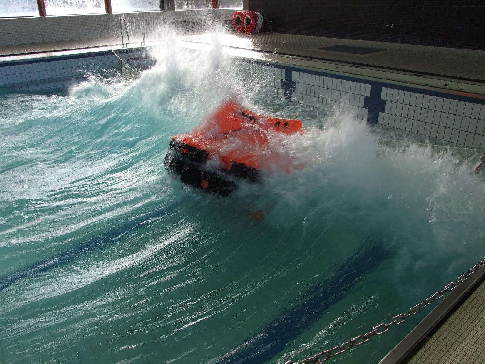 Rettungsinsel SeaCurity Offshore, von 4 bis bis 4 12  Personen Kapazität 699f06