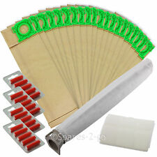 20 sacchetti polvere per aspirapolvere Sebo FILTRI HOOVER deodoranti Miele Servizio Kit X1 X4 X5