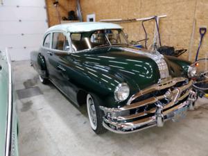 Pontiac Cheftain 1952 2 portes