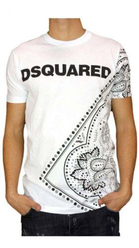 NEW DSQUARED 2 d2 Mens T-Shirt