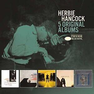 Herbie-Hancock-5-Original-Albums-CD