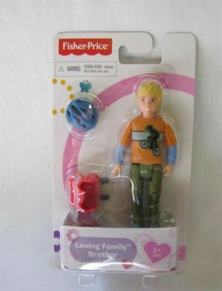 NIB Fisher-Price Loving Family Brother
