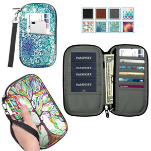 Family-Travel-Wallet-Passport-Holder-RFID-Blocking-Document-Organizer-Bag-Case
