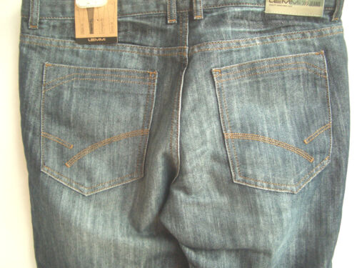 LEMMI Boys Jeans regular fit blue denim Gr 140 158  170 176 BIG  UVP 39,95 €