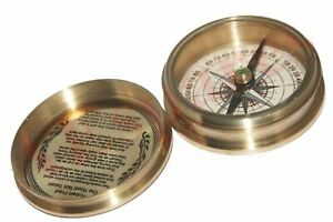 2-039-039-Compass-Kelvin-Brass-Made-Nautical-Outdoor-Navigation