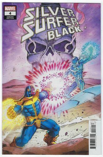 Silver Surfer Black # 4 of 5 Lim Variant Marvel NM
