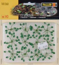 Faller 181260 Seerosen 12 Stück