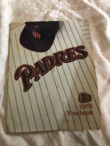 1985-San-Diego-Padres-Yearbook-Tony-Gwynn
