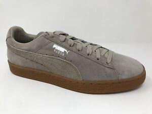 3322e431df86f3 New! Men s PUMA 362551 02 Suede Classic CITI Sneakers- SIZE 10 ...