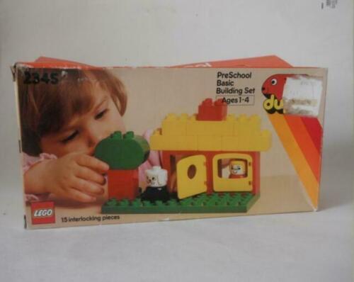 Ecke 3x3x6 weiß 2345 LEGO® 1Stk Burgmauer