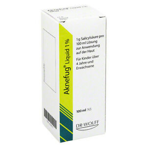 AKNEFUG liquid 1% Lösung 100ml PZN 08764777
