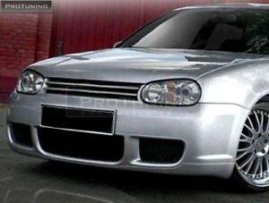 FRONT-Whole-BUMPER-For-VW-GOLF-MK4-R32-Sport-VR6-GTI-R-32-MK-4-VI