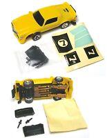1978 Lionel Power Passers Tcr Super Crash Chevy Camaro Z-28 Slot Less Car 6803