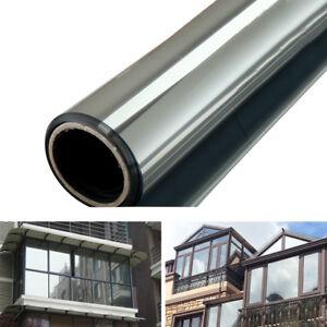 One-Way-Mirror-Film-Window-Glass-Sticker-Tint-UV-Solar-Insulate-Reflect-HOT-SALE