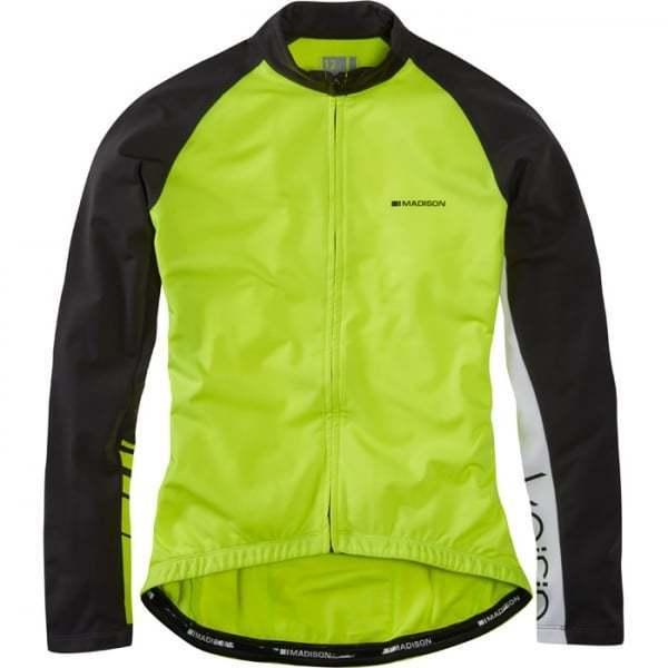 Madison Keirin Women's Long Sleeve MTB Cycle Cycling Bike Thermal Jersey - SALE