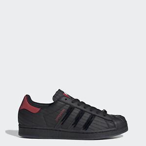 adidas Originals Superstar Star Wars Darth Vader Shoes Men's