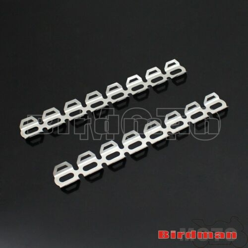 New Exhaust Pipe Guards Cover Protection Shields For BMW F800//700GS//650 Twin GS
