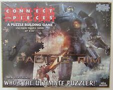 Pacific Rim - Connect with Pieces - Puzzle Building Game - 700 Pc NEW!