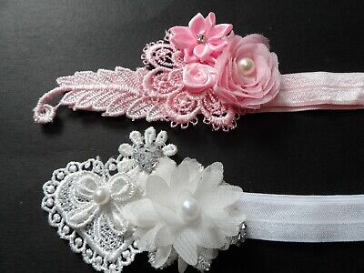 "Utile Bambino/ragazze Capelli Ghirlanda Fiocco/fascia Per Capelli/hairband/sposa/babyshower/battesimo No3-airband/bridal/babyshower/christening No3"" Data-mtsrclang=""it-it"" Href=""#"" Onclick=""return False;"">"