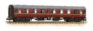 Graham-Farish-374-816A-BR-Mk1-FO-First-Open-Coach-Maroon-N-Gauge