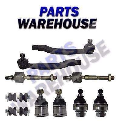 2 Outer Tie Rod Ends Es3391 Es3392 For Honda Accord Odyssey Acura 2 Yr Warranty