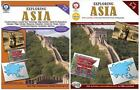 Continents of the World: Exploring Asia, Grades 5 - 8 by Ph.D., Michael Kramme (2012, Paperback)