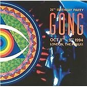 Gong - 25th Birthday Party London, The Forum (Live) (2012)  2CD  NEW  SPEEDYPOST