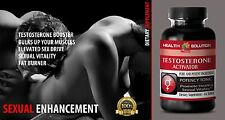 Testosterone Booster - TESTOSTERONE ACTIVATOR 1 Bottle Made in USA