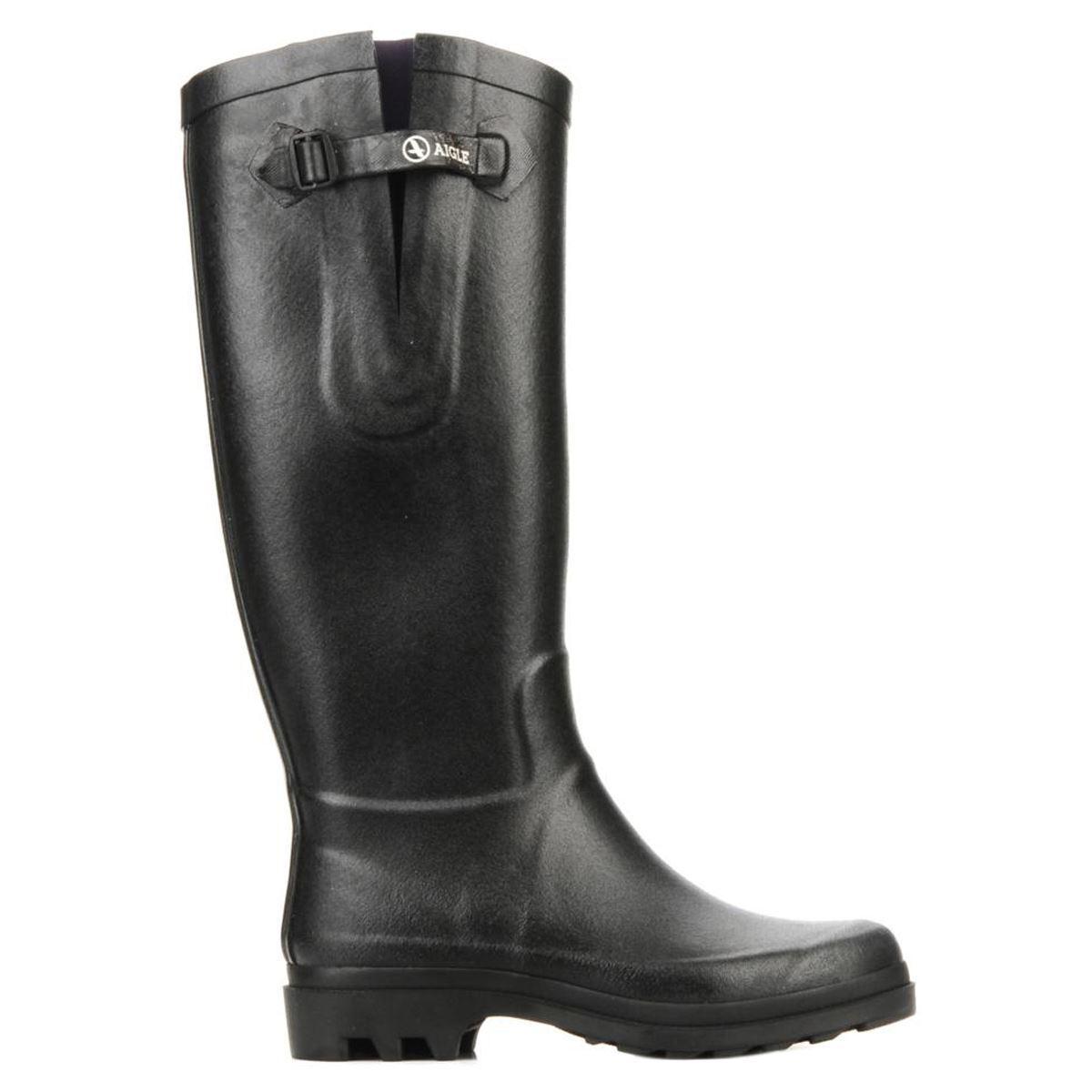 Aigle aiglentine Negro Negro Negro botas para mujer  punto de venta de la marca