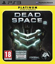 Dead Space 2 Platinum PS3 - totalmente in italiano