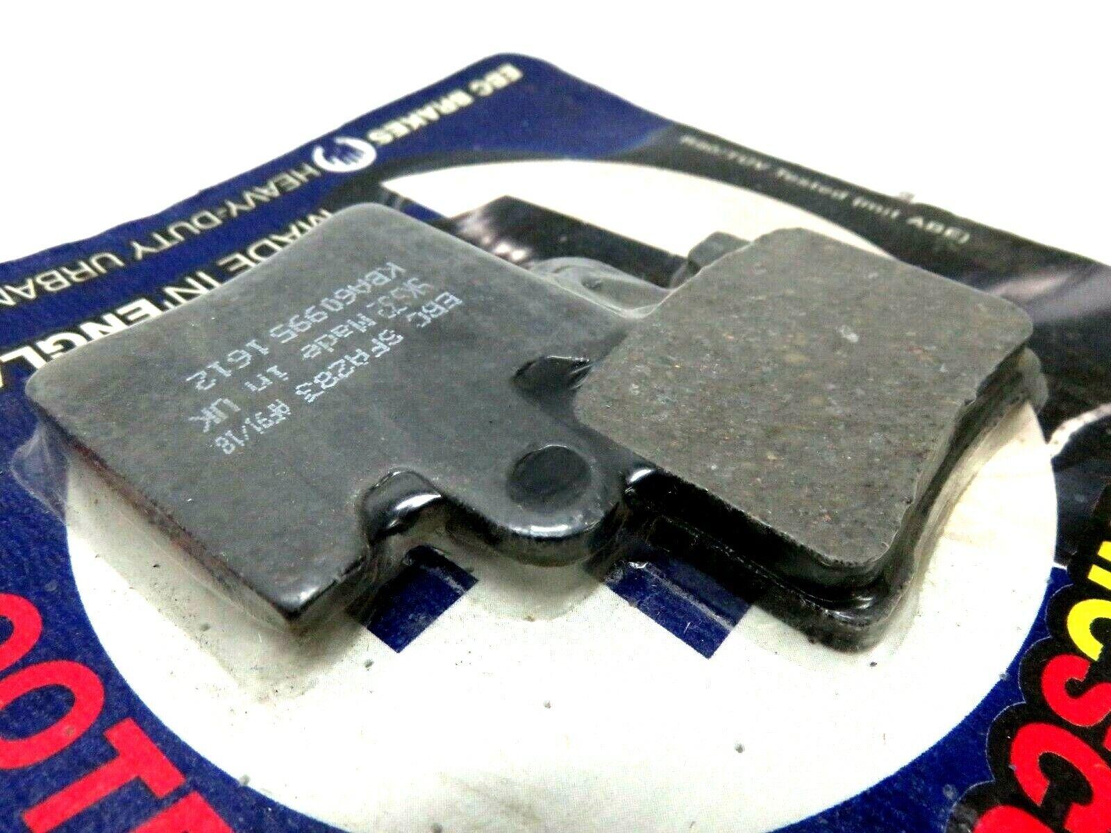 1998 to 2006 Suzuki AN250 // AN400 Burgman SFA283//4 EBC FRONT Disc Brake Pads