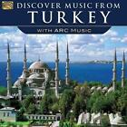 Discover Music From Turkey-With Arc Music von Various Artists (2015)