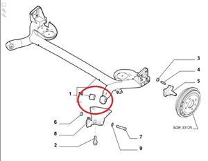 FIAT-PANDA-169-1-2-8V-1-3-MJ-SILENT-BLOCK-PONTE-POSTERIORE-ORIGINALE-46761279