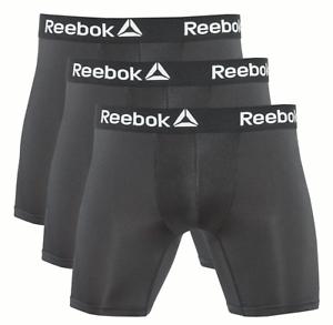 REEBOK-MEN-UNDERWEAR-3-PACK-BOXER-BRIEF-STRETCH-PERFORMANCE-TRAINING-183-BLACK
