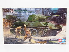"LOT 17857   Tamiya 35149 Russian T34/76 Tank ""ChTZ"" Version 1:35 Bausatz NEU OVP"