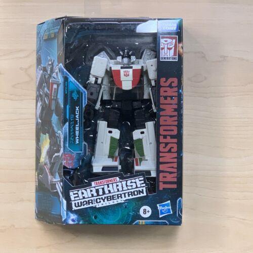menthe en boîte scellée//neuf Transformers Earthrise WFC-E6 Autobot Wheeljack Deluxe Class 2020
