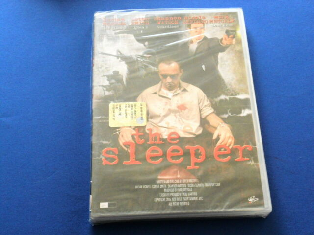The sleeper - DVD SIGILLATO