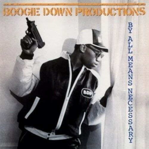 Boogie Down Producti - By All Means Necessary [New Vinyl] Holland - Import