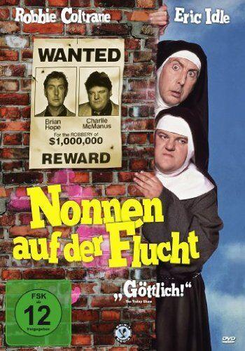 1 von 1 - DVD ° Nonnen auf der Flucht ° NEU & OVP