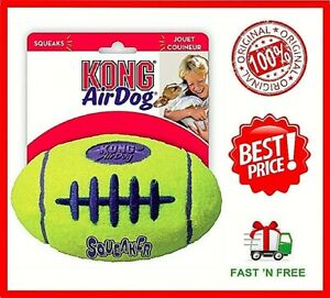 Kong-Squeaker-Football-Dog-Toy-Large-ASFB1-Free-amp-Fast-Shipping