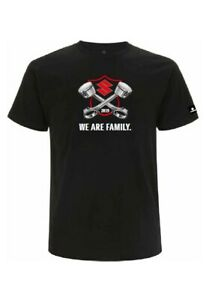 "Bien Suzuki T-shirt ""we Are Family""-afficher Le Titre D'origine"