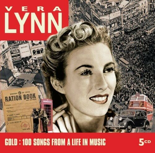 1 of 1 - Vera Lynn - Gold: 100 Songs from a Life in Music [New CD] UK - Import