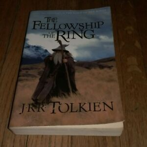 1994-The-Fellowship-Of-The-Ring-J-R-R-JRR-TOLKIEN-Lord-Rings-Rare-book-pb-sc
