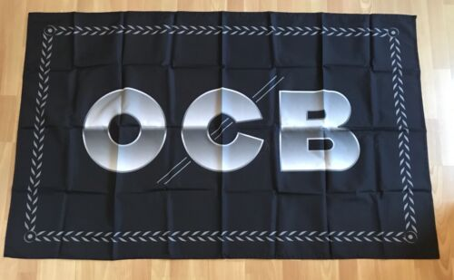 OCB  Flag New 5 FT X 3FT DESIGN LIKE OCB ROLLING PAPERS COLLECTORS ITEM