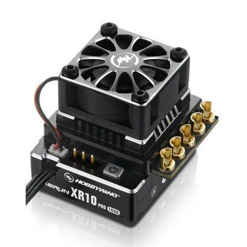 Hobbywing 30112600 1 10 10 10 Escala Xerun Xr10 pro 160 Amperaje Negro sin Escobillas  bajo precio del 40%