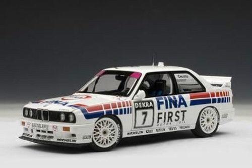 1 18 AUTOart - BMW M3 DTM 1992  FINA  CECOTTO  7
